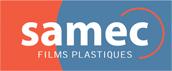 Samec dècoupe de films plastique
