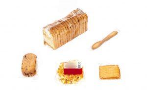 Emballage culinaire Samec